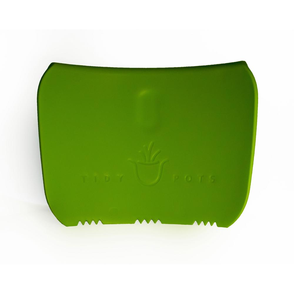 TIDY POTS 9 in. Curved Potting Scoop