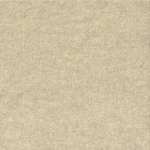 Peel and Stick Inspirations Ivory Ribbed 18 in. x 18 in. Residential Carpet Tile (16 Tiles/Case)