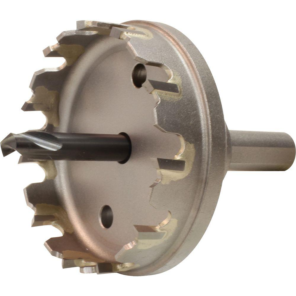 Makita 2-1/8 in. Carbide-Tipped Hole Saw