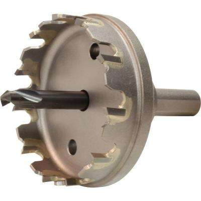 2-1/8 in. Carbide-Tipped Hole Saw