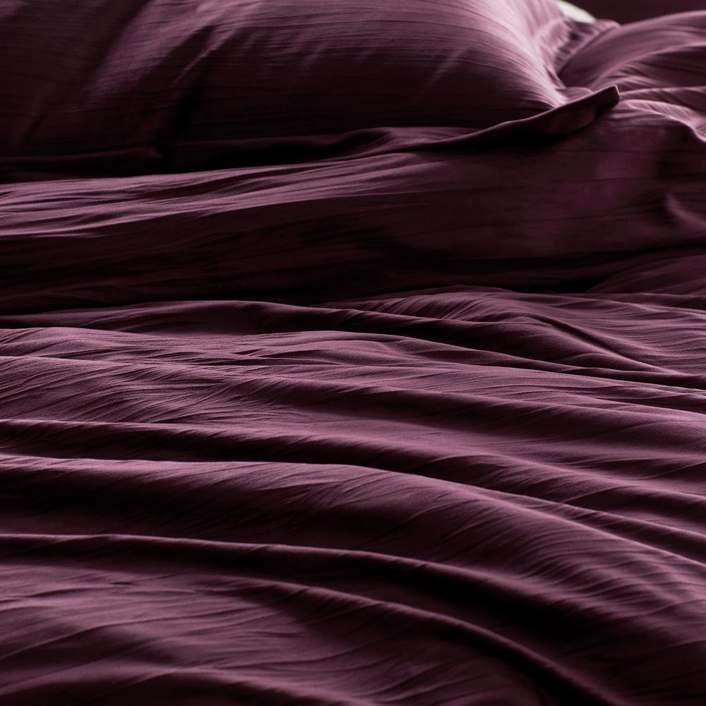 Easton Velvet Cotton Blend Duvet Cover Set