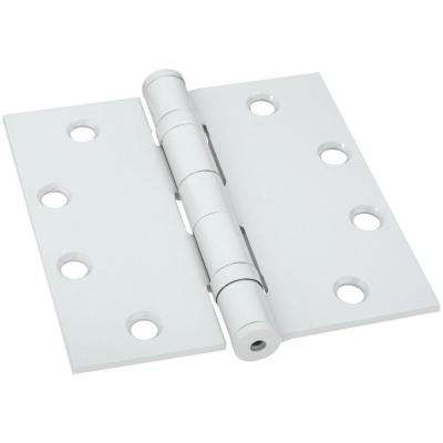 4-1/2 in. x 4-1/2 in. Standard Weight Ball Bearing Hinge