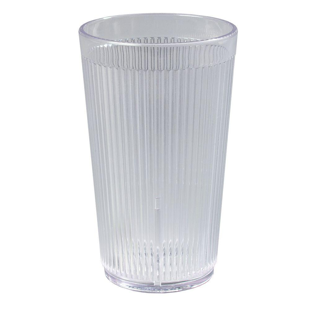 16 oz. Polycarbonate Tumbler in Clear (Case of 48)