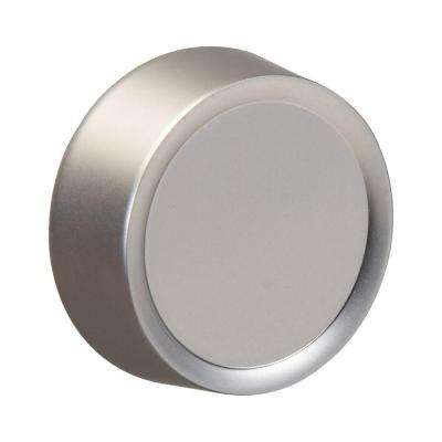 Dimmer Knob Wall Plate - Nickel