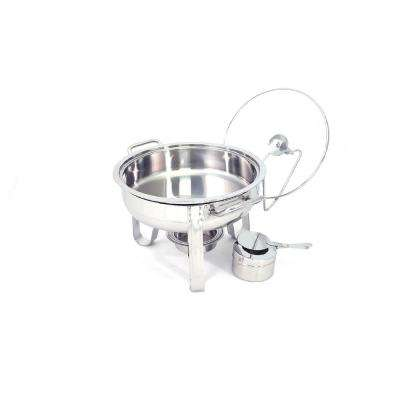 4 Qt. Professional Heavy Duty Chafing Dish Set with Lid