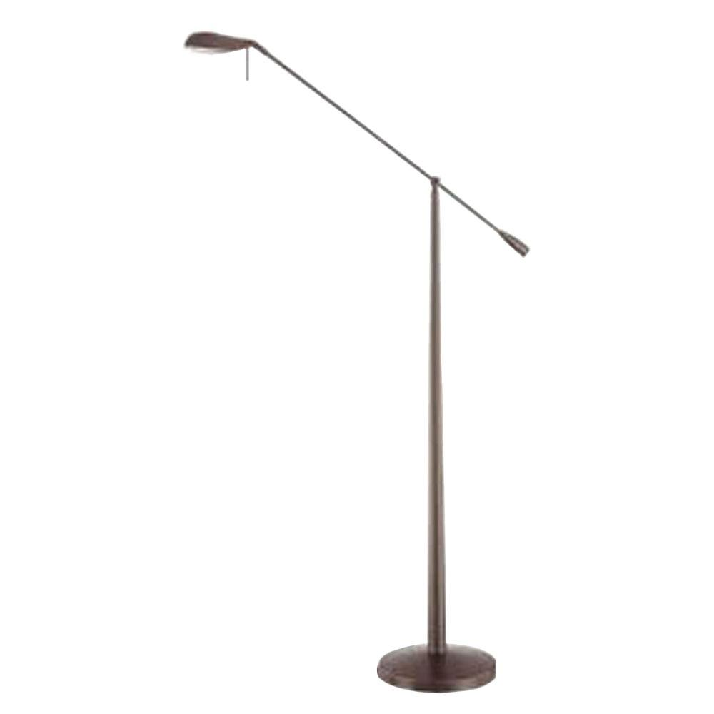 Octavia Floor Lamp Brass