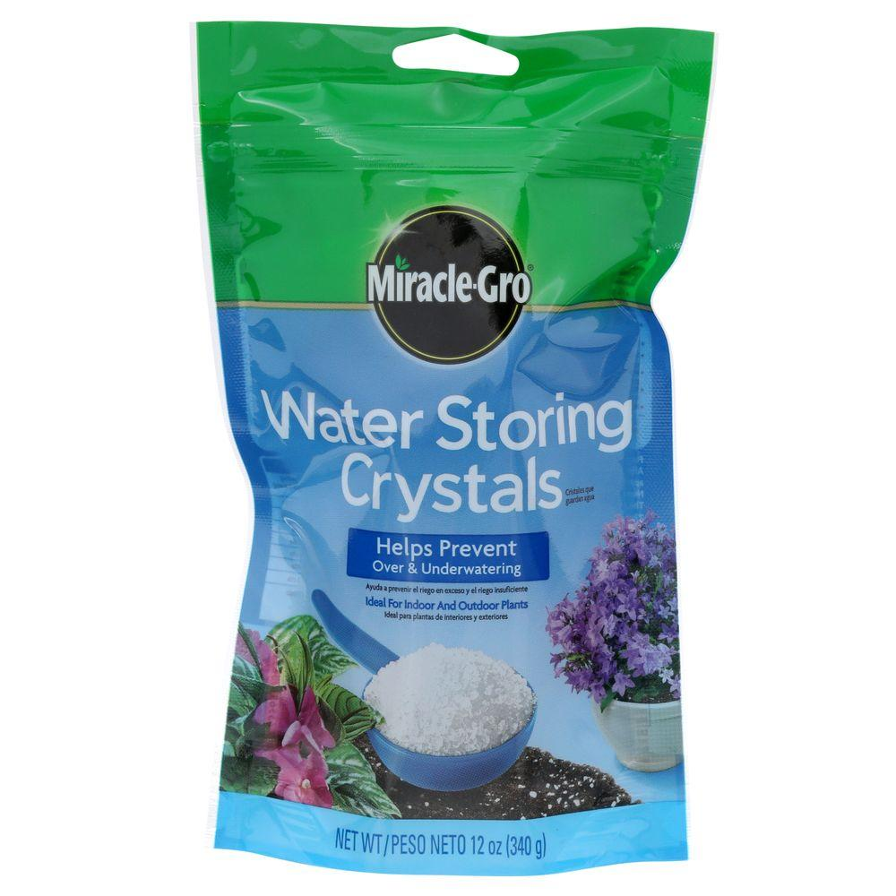 Miracle gro water storing lb crystals 100831 the - Home depot miracle gro garden soil ...