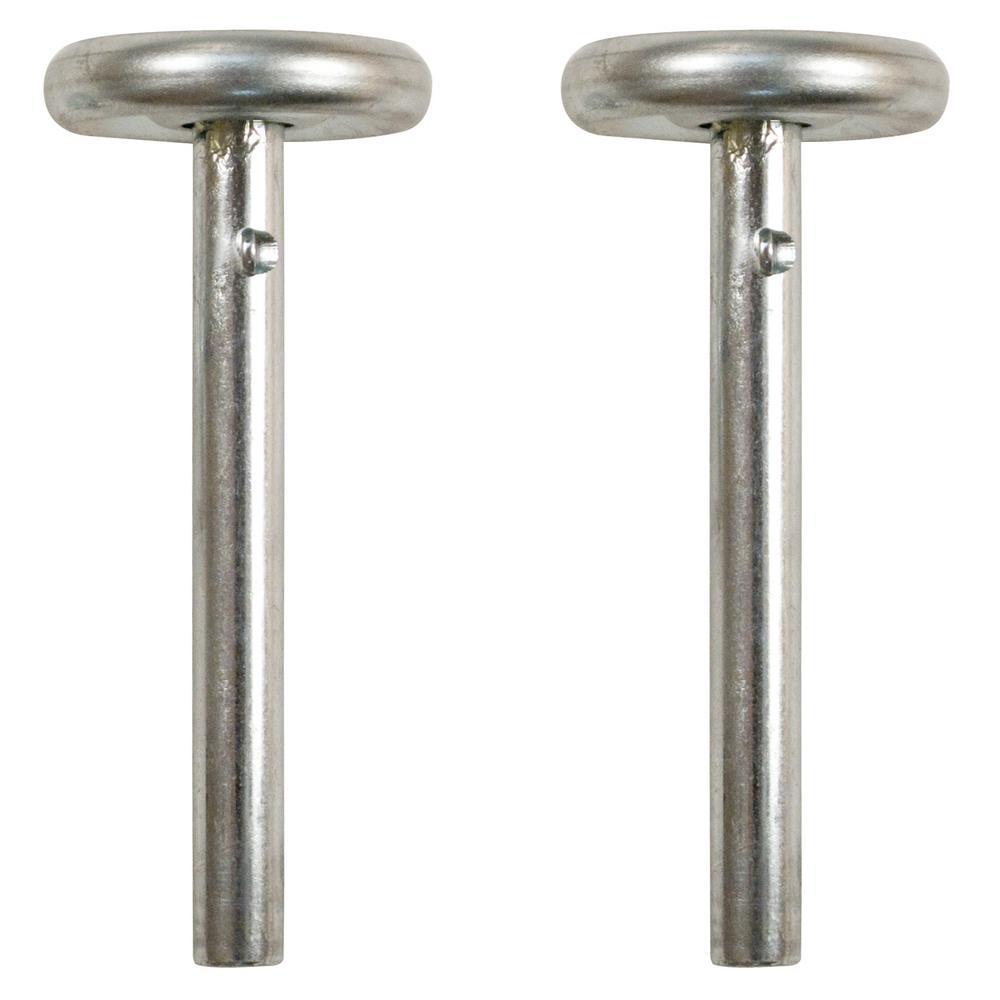 Everbilt Standard 1-7/8 In. Garage Door Rollers (2-Pack