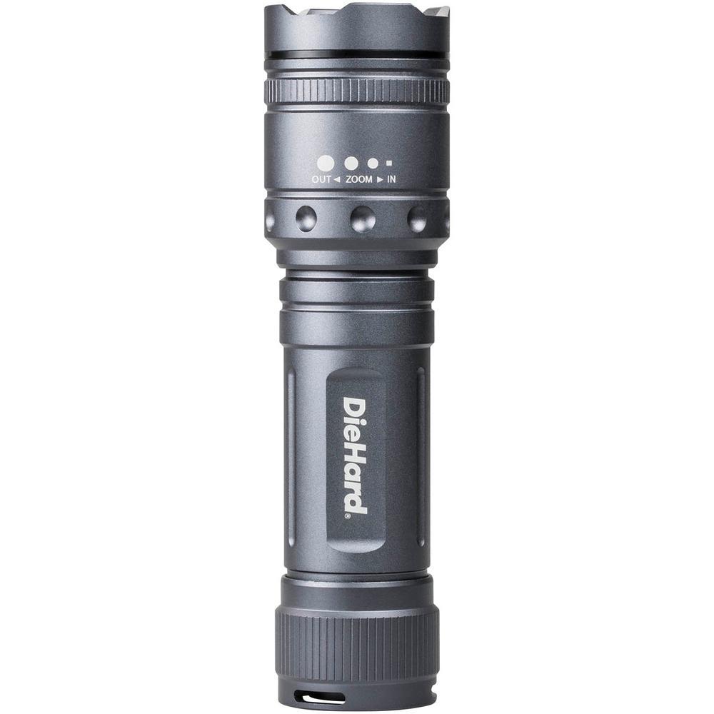 1,700 Lumens Twist Focus Flashlight
