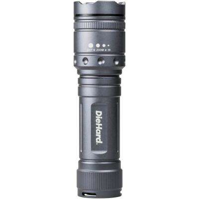 1,700 Lumens Twist Focus Flashlight