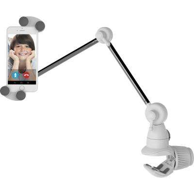 Multi-Position Smartphone and Tablet Mount for 4 in. to 12 in. Devices up to 2.2 lbs.