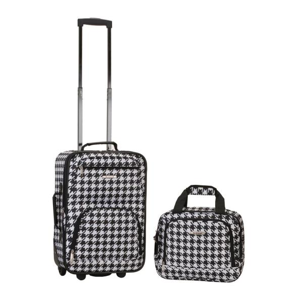 Rockland Polyester Luggage Set (2-Piece)