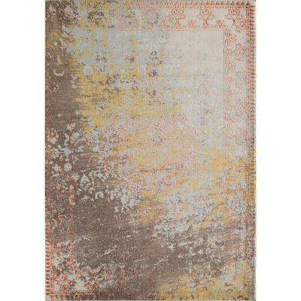 Luxe Rust 5 ft. 3 in. x 7 ft. 6 in. Indoor Area Rug