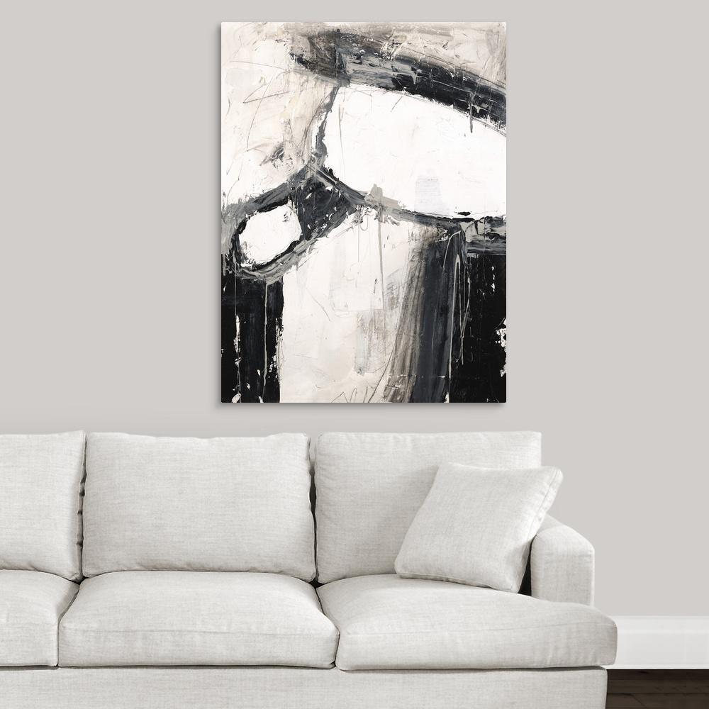 """""""Hidden in Gray III"""" by Joshua Schicker Canvas Wall Art"""