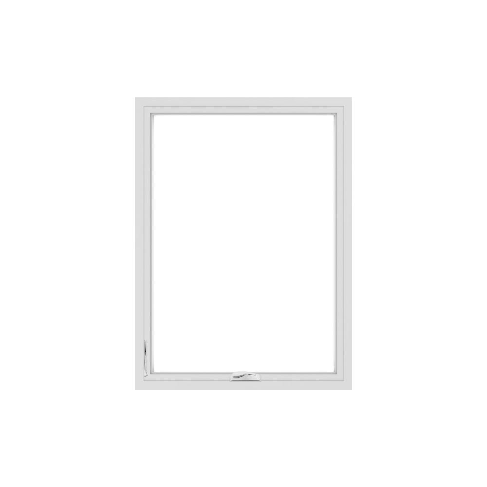 Andersen installed 100 series fibrex casement windows for Anderson casement windows