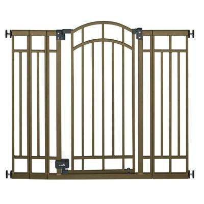 36 in. Swing-Closed Child Safety Gate
