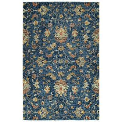 Chancellor Denim 9 ft. x 12 ft. Area Rug