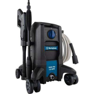 ePX 1500 PSI 1.5 GPM Electric Pressure Water Washer with Anti-Tipping Technology