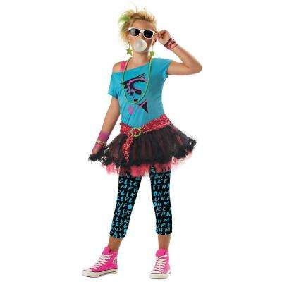 Tween Girls 80'S Valley Girl Costume