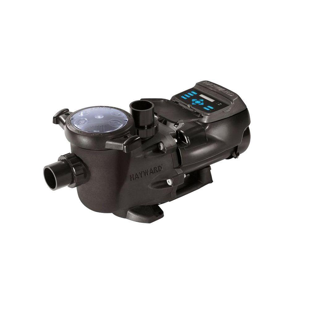 Hayward ecostar 3 hp variable speed vacuum release pool for Variable speed pool pump motors