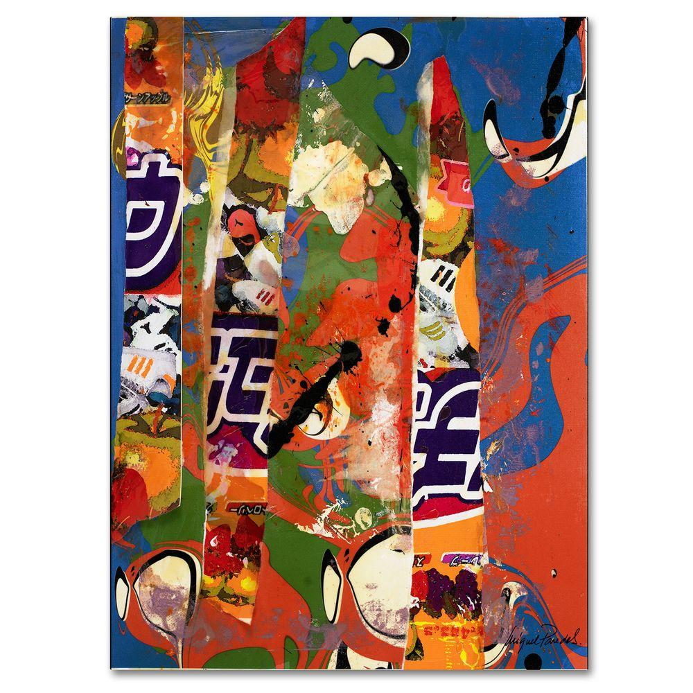 14 in. x 19 in. Japan I Canvas Art