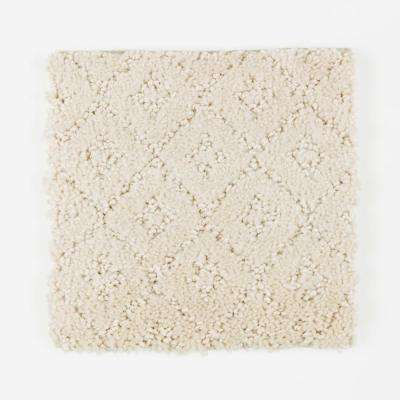 Carpet Sample - Sawyer - Color Bare Pattern 8 in. x 8 in.