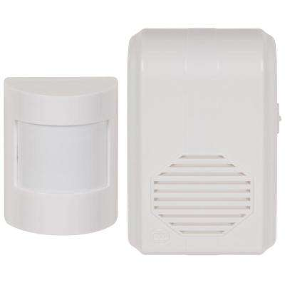 Wireless Motion Activated Chime with Receiver