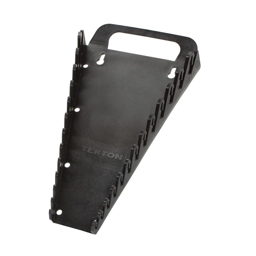13-Tool Store-and-Go Wrench Keeper (Black)