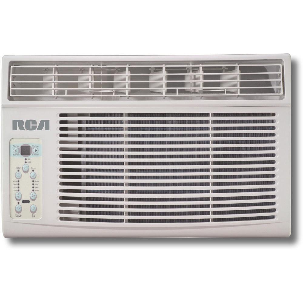 8,000 BTU 115-Volt Window Air Conditioner with Remote Control, ENERGY STAR