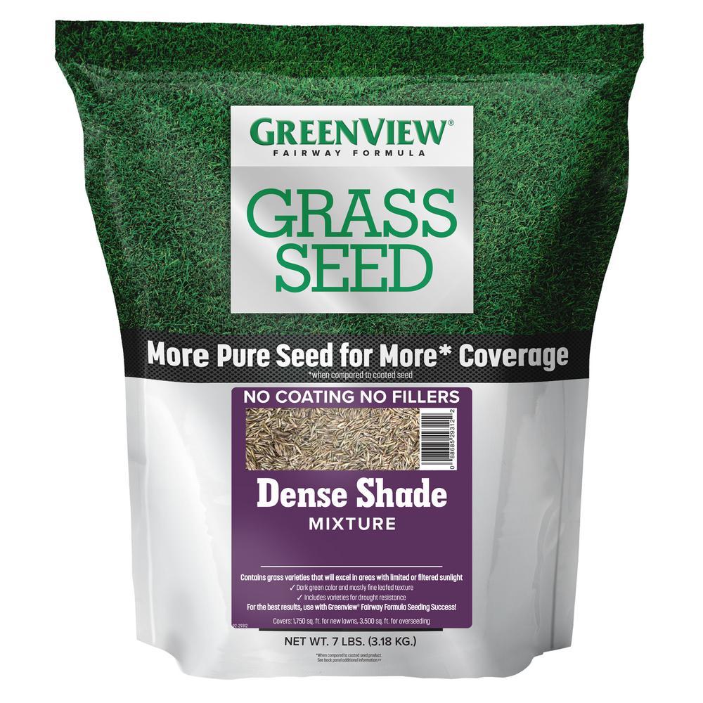 GreenView 7 lbs. Fairway Formula Grass Seed Dense Shade Mixture