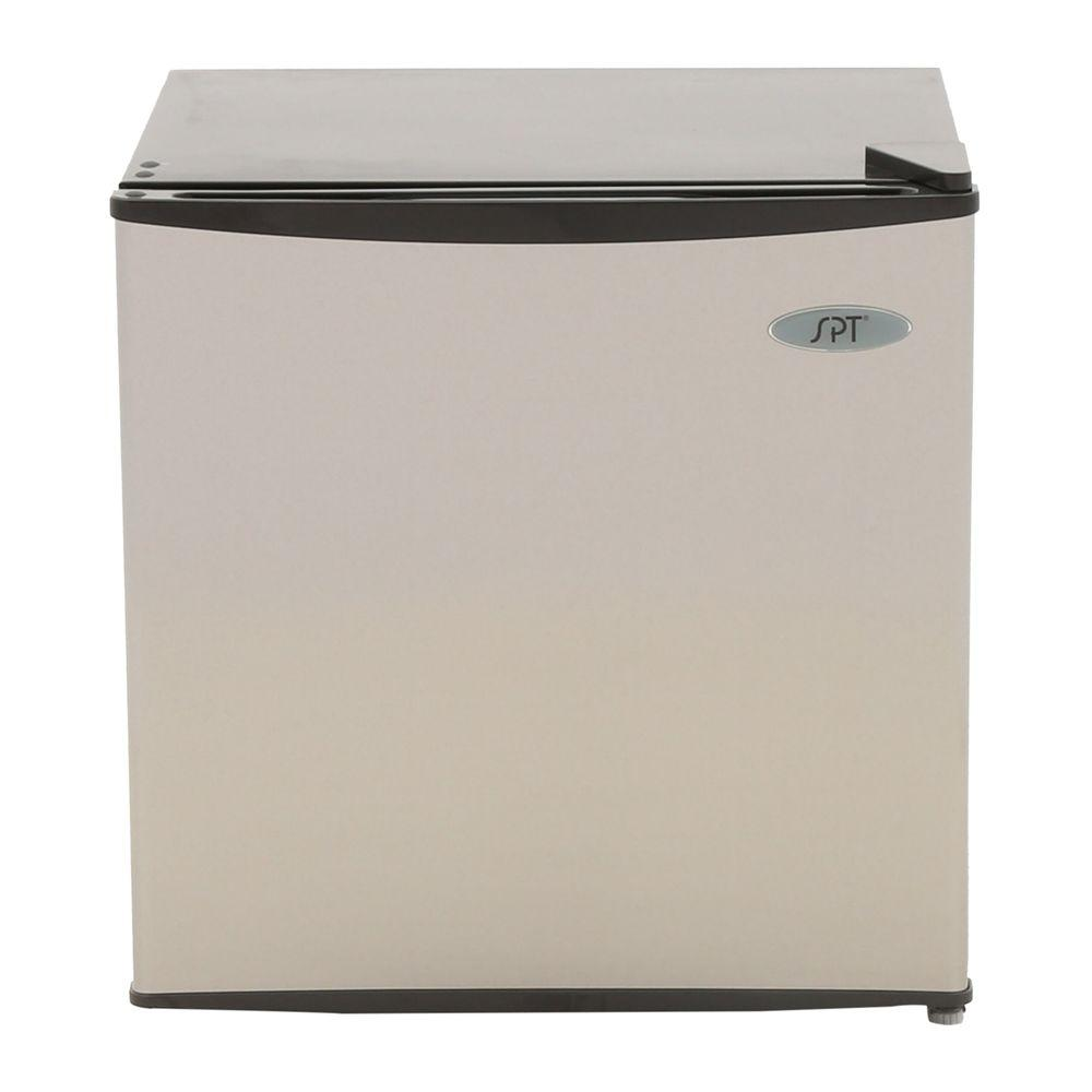 1.6 cu. ft. Mini Refrigerator in Stainless Steel, ENERGY STAR