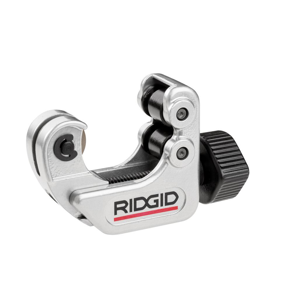 Ridgid 101 Tube Cutter 1 4 In To 1 1 8 In 40617 The