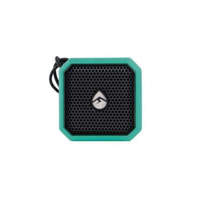 EcoPebble Lite Waterproof Bluetooth Speaker, Mint
