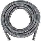 25 ft. Braided Stainless Steel Ice Maker Connector