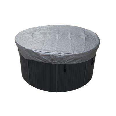 7 ft. Round Spa Cover Guard