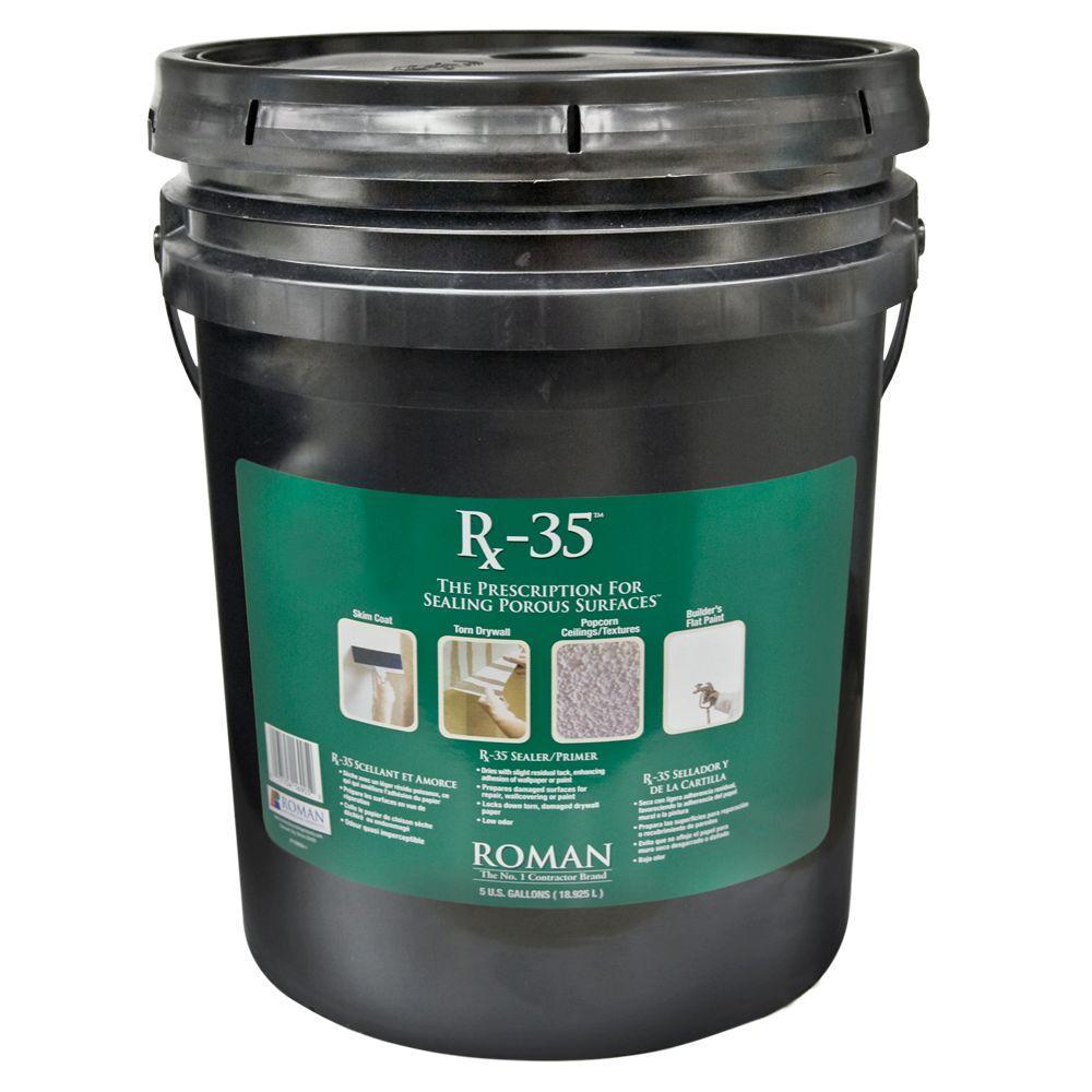 ROMAN Rx-35 PRO-999 5 gal. Drywall Repair and Sealer Primer