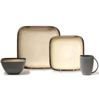 Harris 16-Piece Dinnerware Set