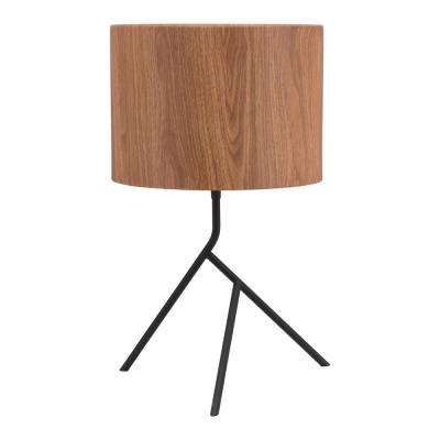 19.7 in. Sutton Brown Table Lamp