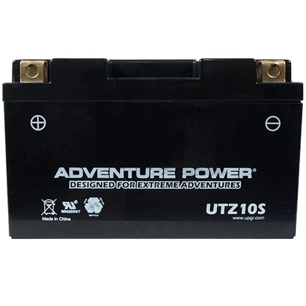 UPG Sealed AGM 12-Volt 8.6 Ah Capacity K Terminal Battery
