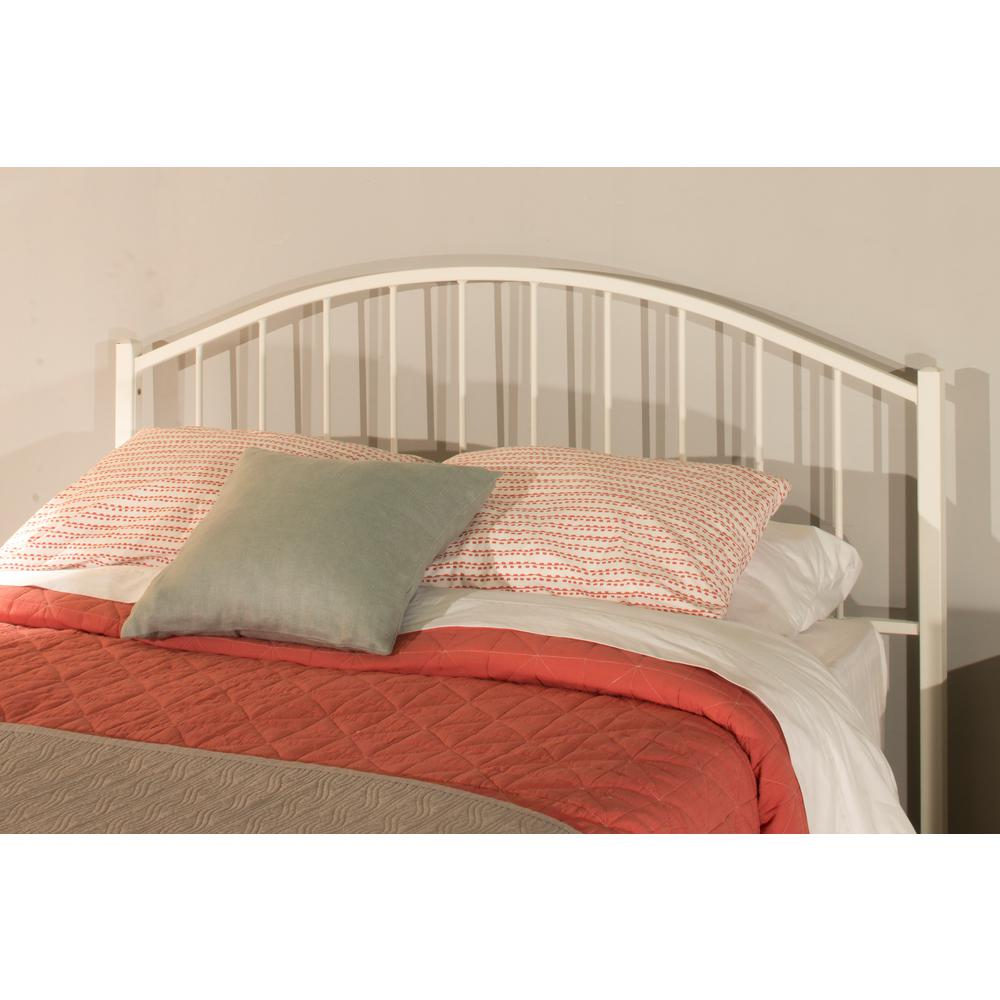 Cottage White King Headboard