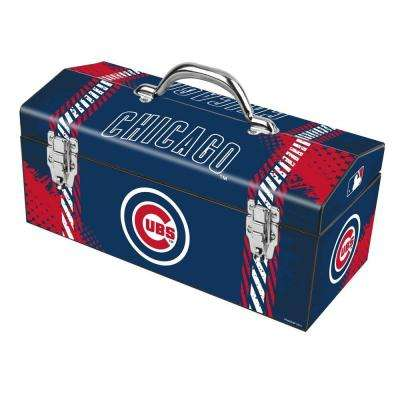 16 in. Chicago Cubs MLB Tool Box
