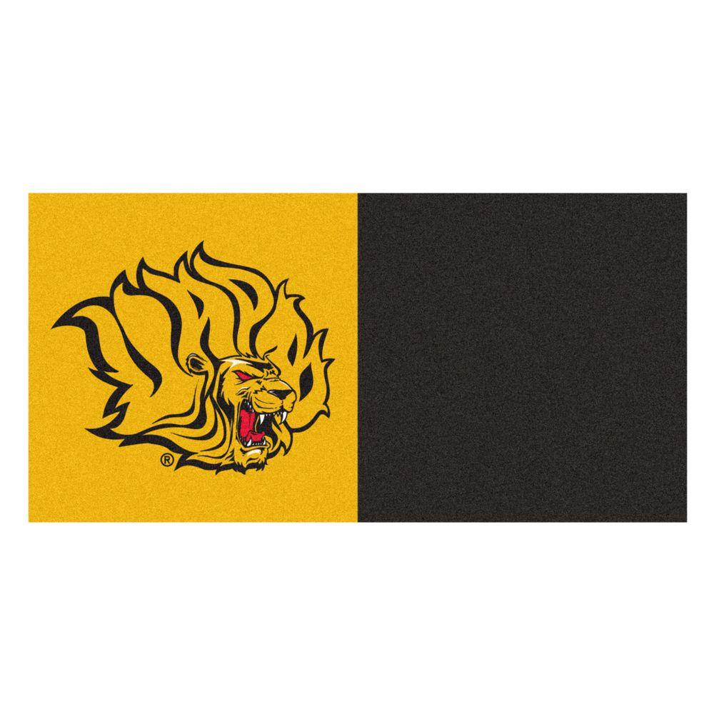 NCAA - University of Arkansas at Pine Bluff Gold and Black