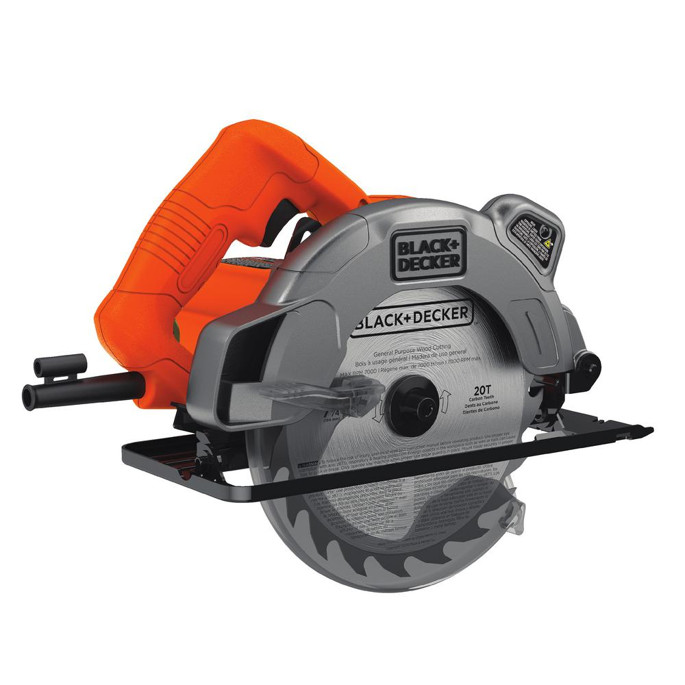 Blackdecker 13 amp 7 14 in circular saw with laser bdecs300c circular saw with laser greentooth Gallery