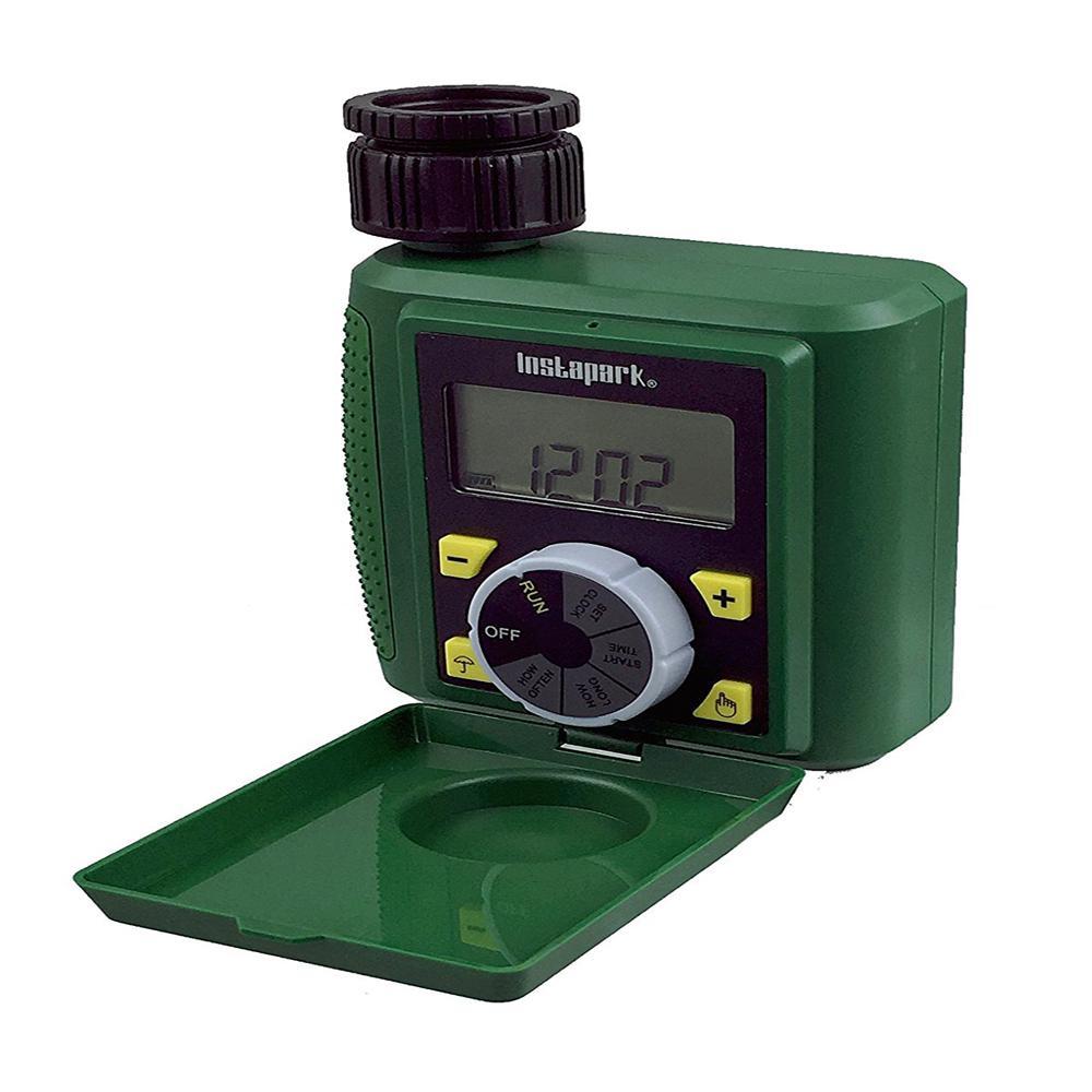 Outdoor Digital Programmable Water Faucet Hose Timer