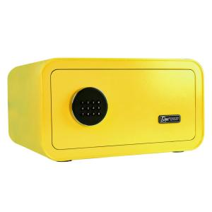 Cannon Edge Series 1.2 cu. ft. Electronic Personal Security Safe in Yellow by Cannon