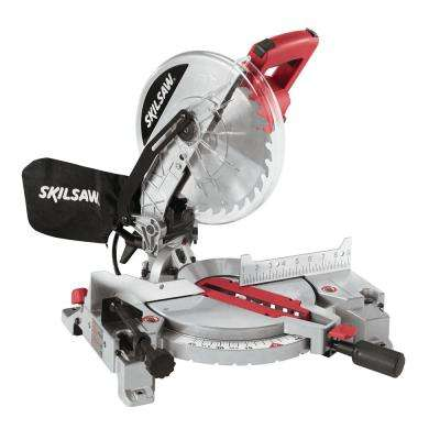10 in. 15 Amp Corded Miter Saw with Quick Mount