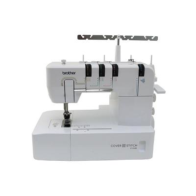 Single-Sided Cover Stitch Machine with Free Arm