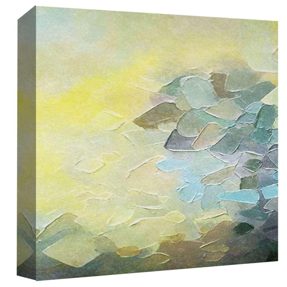 PTM Images 15 in. x 15 in. \'\'Sunset II\'\' By PTM Images Printed ...