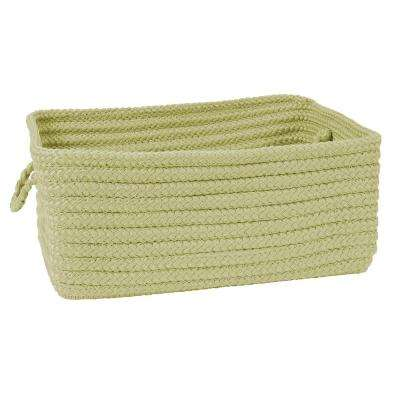 MSL Woven 18 in. x 12.5 in. x 5.7 in. Rectangle Polypropylene Celery Basket