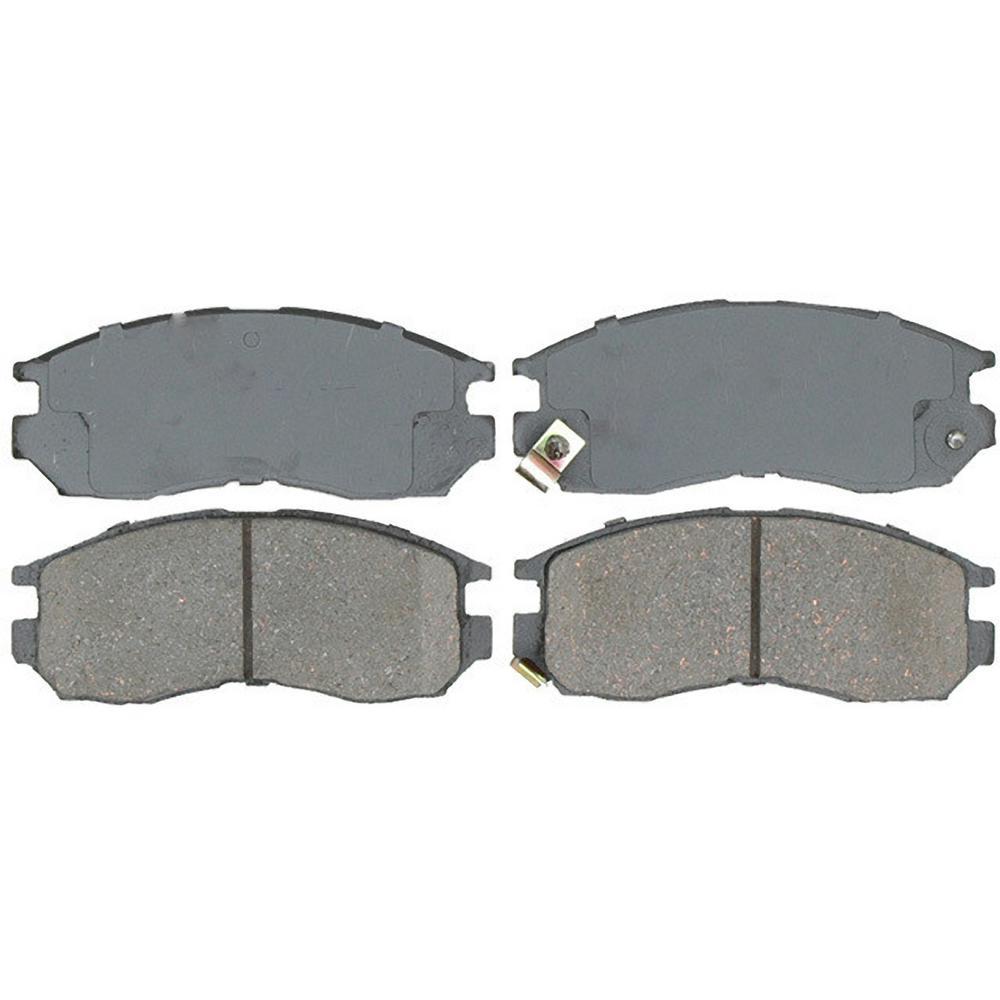 RAYBESTOS Rear Drum Brake Shoes Set for Chrysler Dodge Eagle Plymouth Mitsubishi